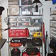 After - Shop tools easily accessible