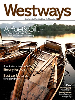 Westwaya AAA Magazine Cover