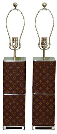 Louis Vuitton Lamps