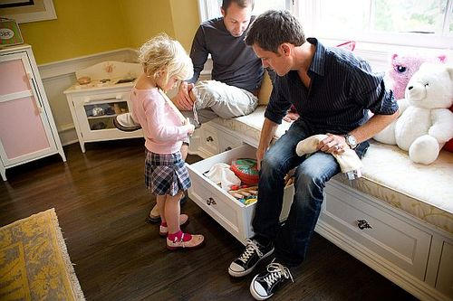 Flipping Out Star Ryan Brown Curbs Clutter For Daughter