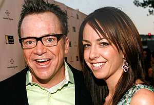 Ashley Groussman Tom Arnold