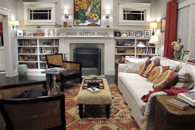 NBC Parenthood Living Room