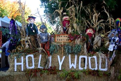 Hollywood pumpkin los angeles
