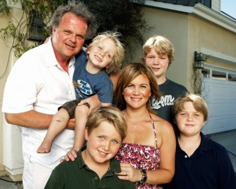 Tracey Gold Celebrity Wife Swap