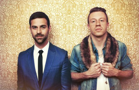 Macklemore and Ryan Lew