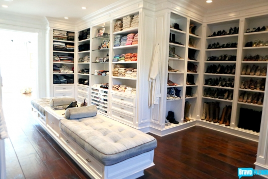 Real Housewife Yolanda Foster Closet