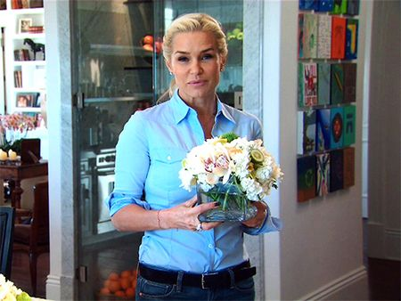 Yolanda foster real housewife