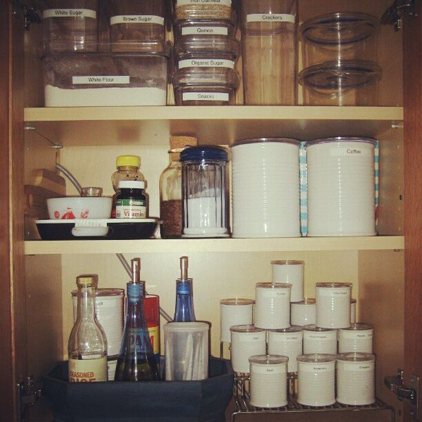 Organizing Kitchen Cabinets - OrganizingLA Blog