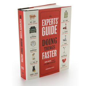 Experts guide to doing things faster john trosko