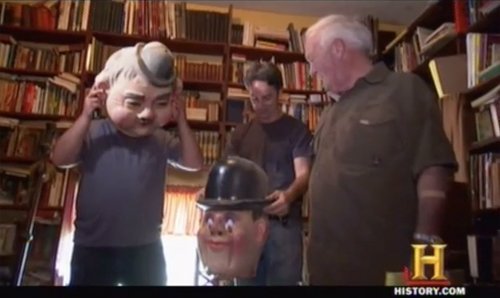 American pickers laurel and hardy