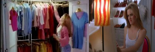 Clueless rotating closet cher horowitz