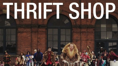 Macklemore Amp Ryan Lewis Turn Thrift Stores Into The New