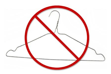 No wire hangers joan crawford