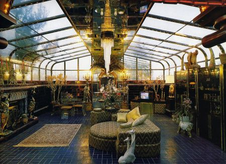 The Moroccan Room Liberace