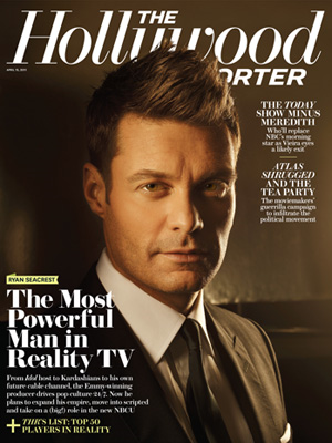 Ryan Seacrest Hollywood Reporter Daily Schedule