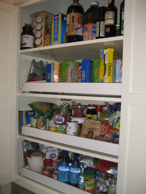 Pantry Cabinet - Before
